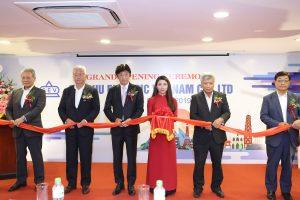 Lễ khai trương thành lập Công ty TNHH Senshu Electric Việt Nam
