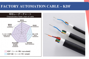 Robot Cable KDF